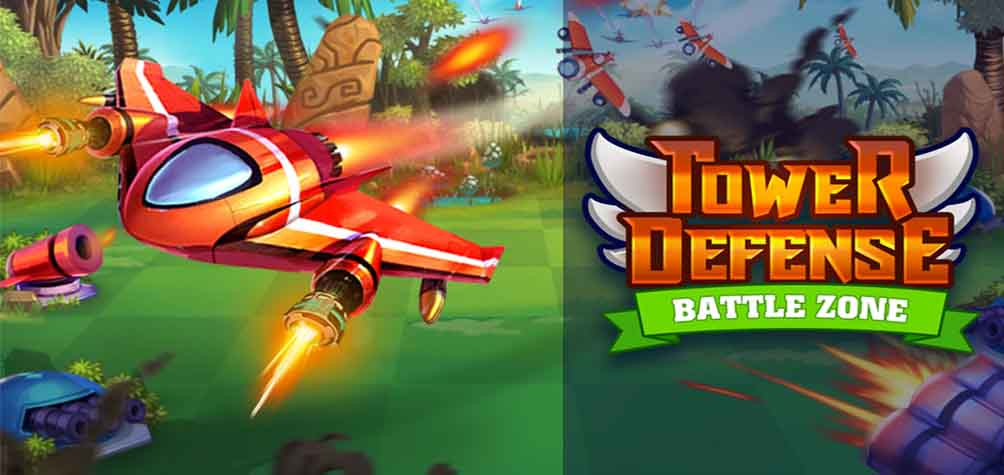 دانلود بازی Tower Defense: Battle Zone با پول بی نهایت