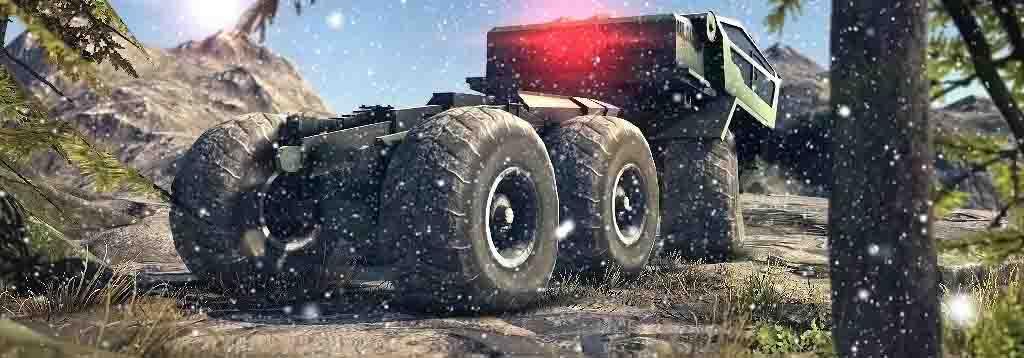 دانلود بازی Truck Evolution Offroad با پول بی نهایت