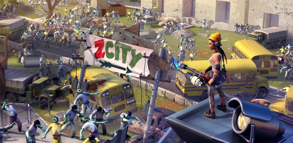دانلود بازی Z City شهر زامبی ها برای اندروید