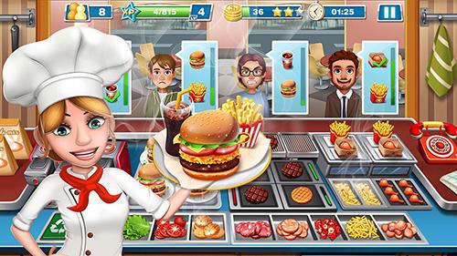 دانلود بازی Crazy Cooking Chef با پول بی نهایت