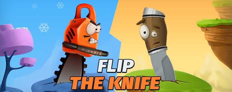 دانلود بازی Flip the Knife PvP Challenge با پول بی نهایت
