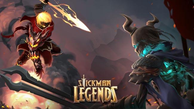 دانلود بازی Stickman Legends افسانه استیکمن با پول بی نهایت