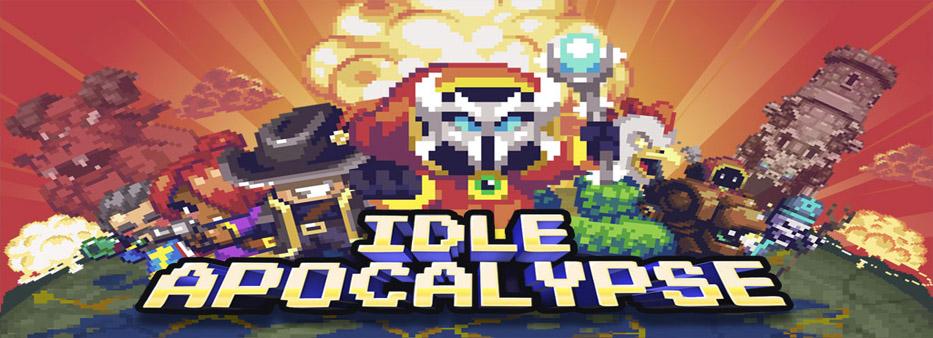 دانلود بازی Idle Apocalypse با پول بی نهایت