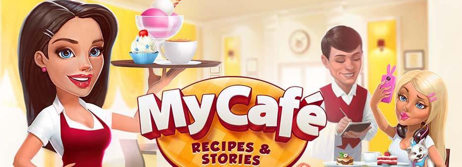 دانلود بازی My Cafe با پول بی نهایت