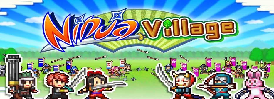 دانلود بازی Ninja Village با پپول بی نهایت