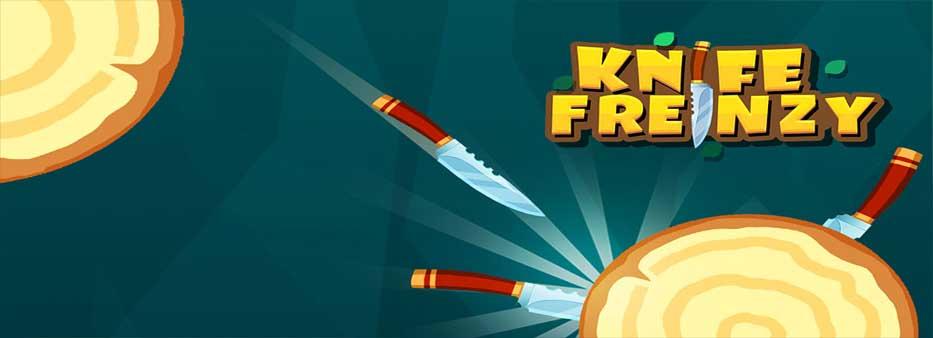 دانلود بازی Knife Frenzy با پول بی نهایت