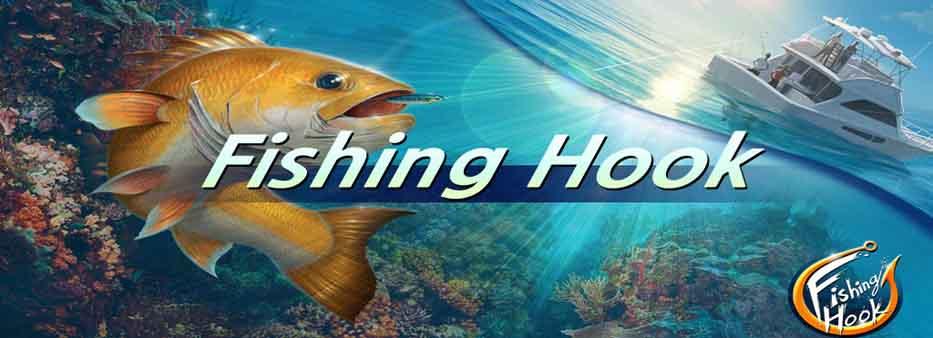 دانلود بازی Fishing Hook با پول بی نهایت
