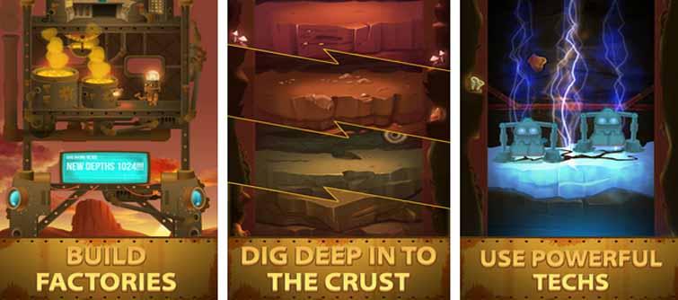 دانلود بازی Deep Town: Mining Factory با پول بی نهایت
