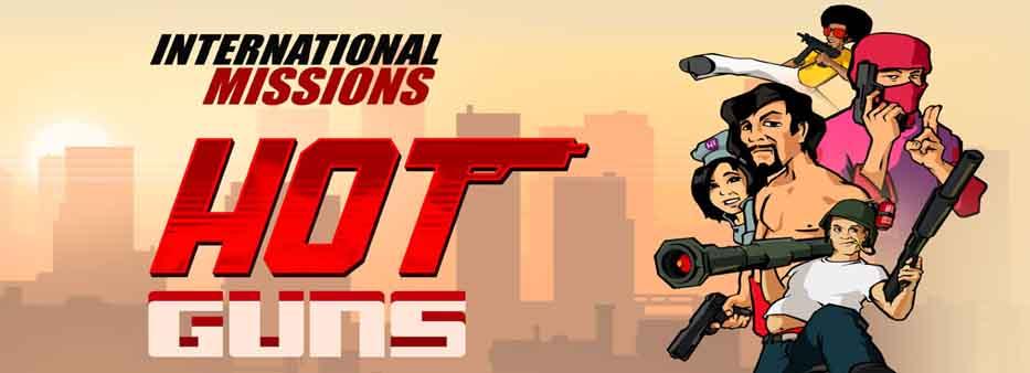 دانلود بازی سلاح های گرم Hot Guns برای اندروید