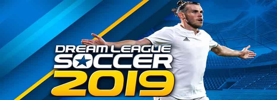 دانلود بازی Dream League Soccer 2019 با پول بی نهایت