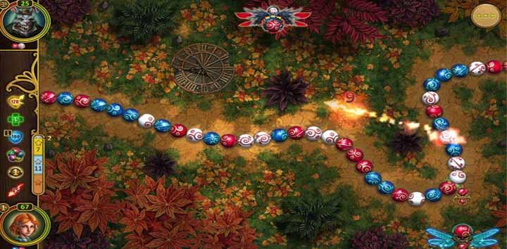 دانلود بازی Marble Duel با پول بی نهایت