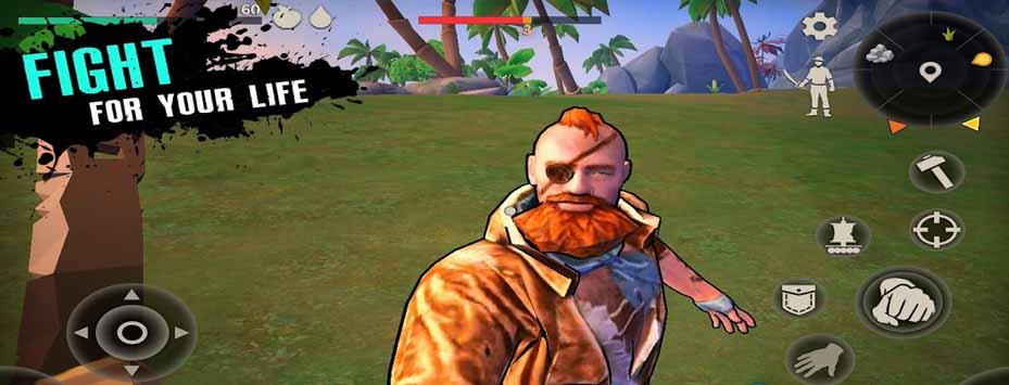 دانلود بازی بقا در جزیره Survival Island برای اندروید + مود