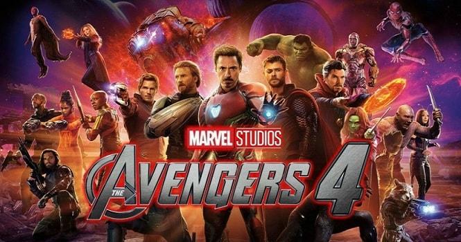 دانلود فیلم انتقام جویان 4 Avengers : end game با دوبله فارسی