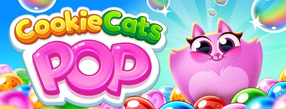 دانلود بازی Cookie Cats Pop با پول بی نهایت