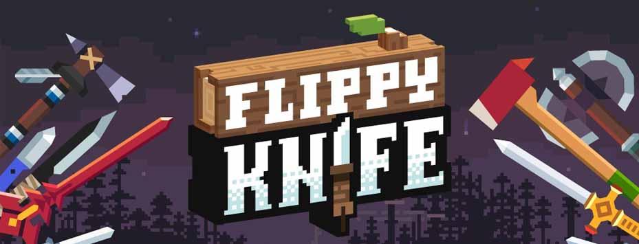 دانلود بازی Flippy Knife با پول بی نهایت
