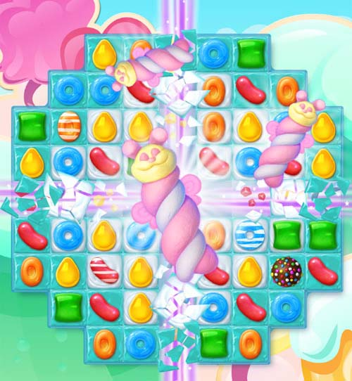 دانلود بازی Candy Crush Jelly Saga آنلاک شده