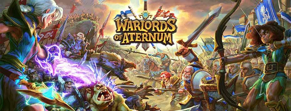 دانلود بازی مود شده 0.99.2 Warlords of Aternum با پول بی نهایت
