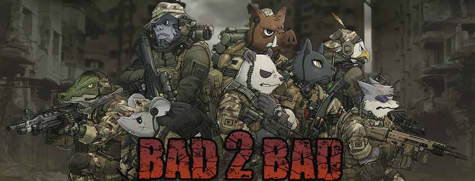 دانلود بازی BAD 2 BAD با پول بی نهایت