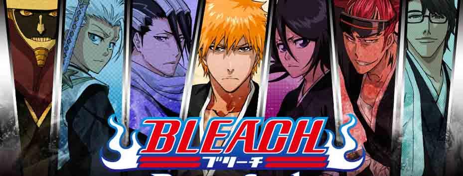 دانلود بازی Bleach Brave Souls با پول بی نهایت
