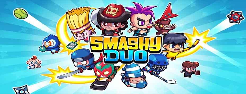 دانلود بازی Smashy Duo با پول بی نهایت