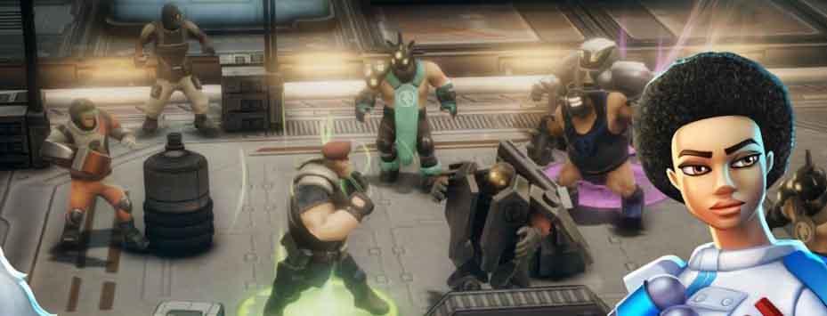 دانلود بازی مود شده Alpha Squad 5 با پول بی نهایت
