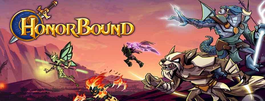 دانلود بازی مرز افتخار HonorBound با پول بی نهایت