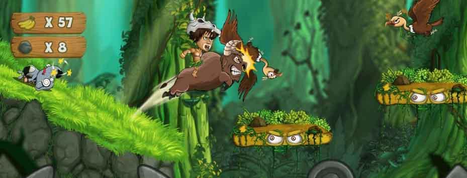 دانلود بازی Jungle Adventures با پول بی نهایت