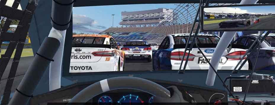 دانلود بازی مود شده NASCAR Heat با پول بی نهایت