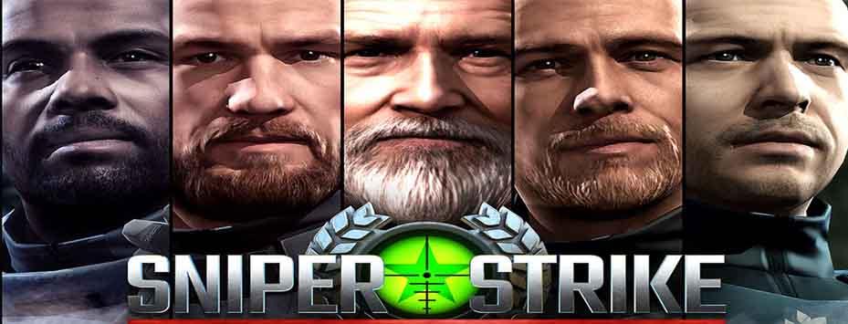 دانلود بازی Sniper Strike : Special Ops با پول بی نهایت