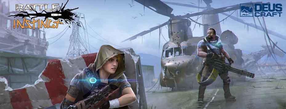 دانلود بازی Battle Instinct اندروید
