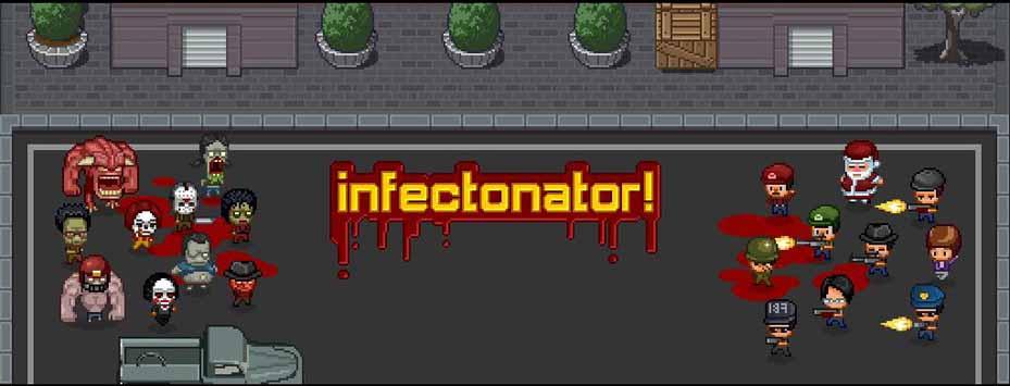 دانلود بازی مود شده Infectonator برای اندروید