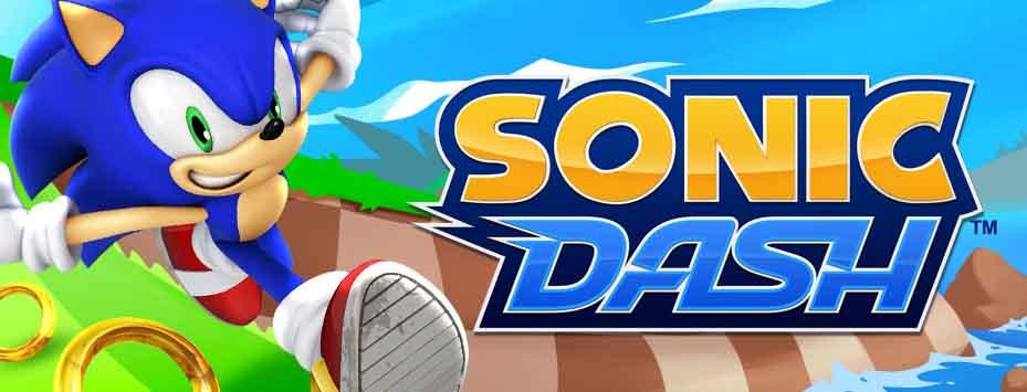 دانلود بازی 4 Sonic Dash برای اندروید + مگامود