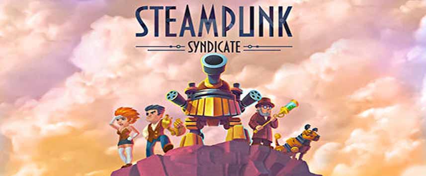دانلود بازی Steampunk Syndicate برای اندروید + مود