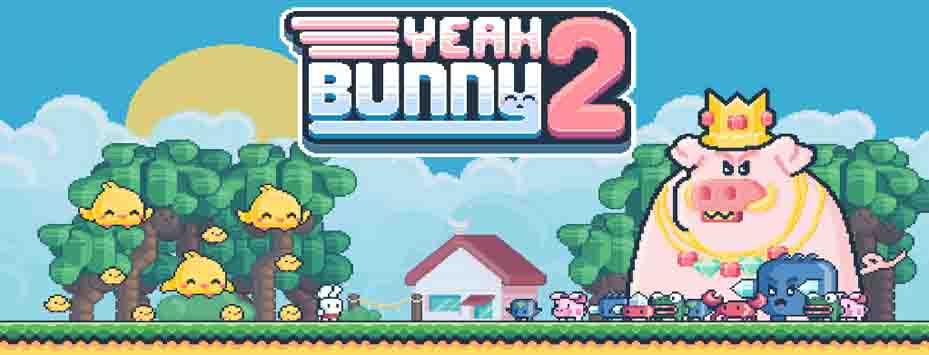 دانلود بازی Yeah Bunny 2 برای اندروید به همراه مود