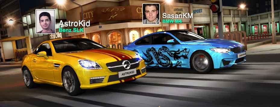 دانلود نسخه مود جی تی کلوپ سرعت