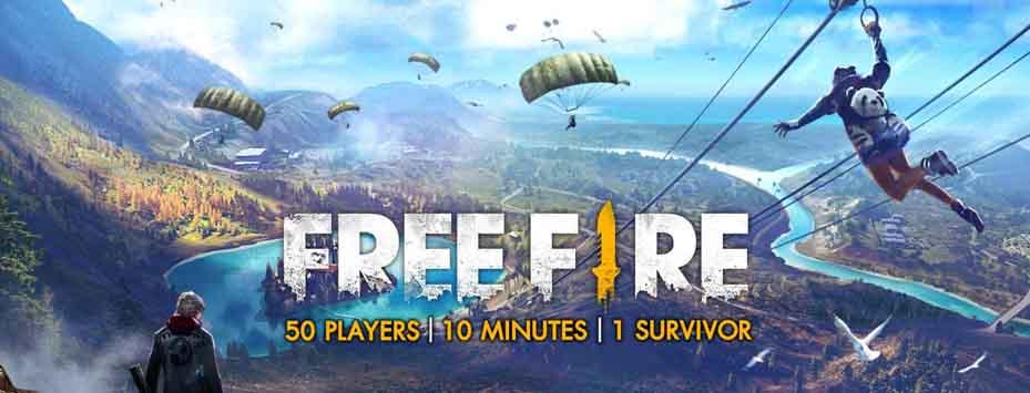 دانلود بازی Garena Free Fire برای اندروید