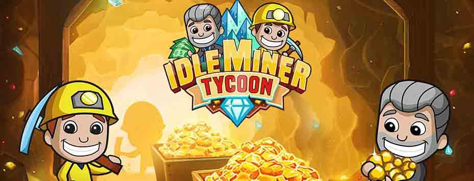 دانلود بازی Idle Miner Tycoon برای اندروید + مود