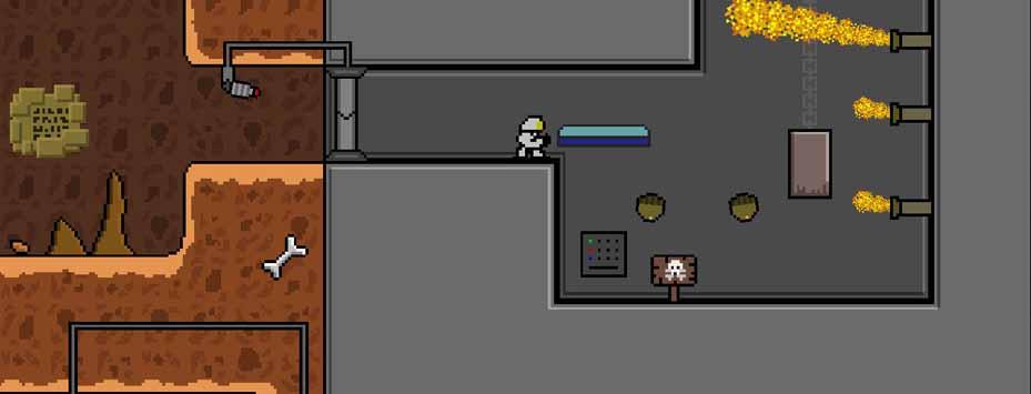 دانلود بازی جستجوگر سیاره Planetventure برای اندروید
