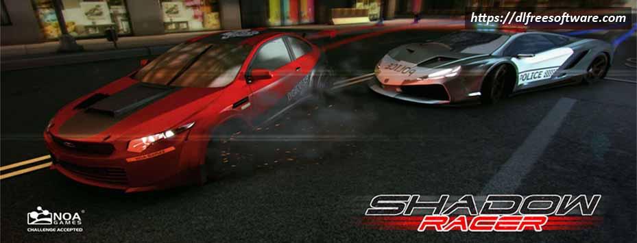 دانلود بازی Shadow Racer با پول بی نهایت