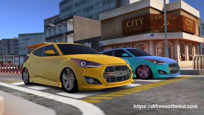 دانلود بازی جی تی کلوپ GT: Speed Club با پول بی نهایت
