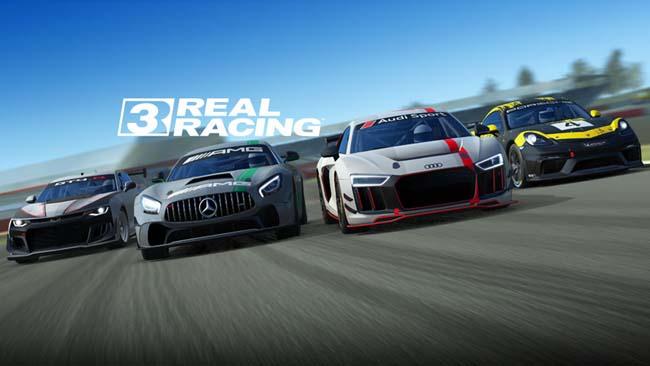 دانلود بازی مسابقات واقعی Real Racing 3 اندروید + مود