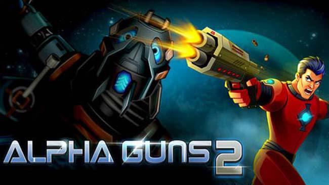 دانلود بازی Alpha Guns 2 با پول بی نهایت