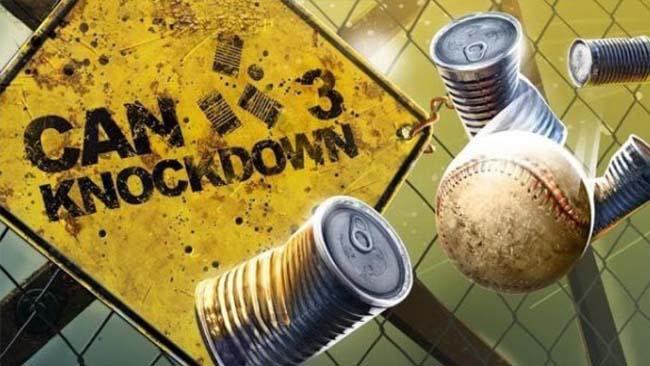دانلود بازی Can Knockdown 3 برای اندروید