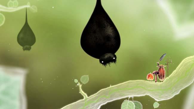 دانلود بازی بوتانیکولا Botanicula برای اندروید