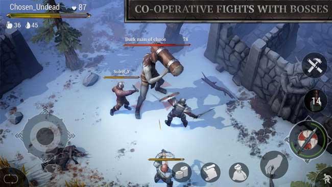 دانلود بازی Frostborn برای اندروید با لینک مستقیم