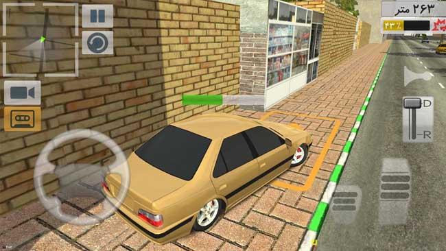 دانلود بازی هک شده پارکینگ حرفه ای 2 نسخه جدید