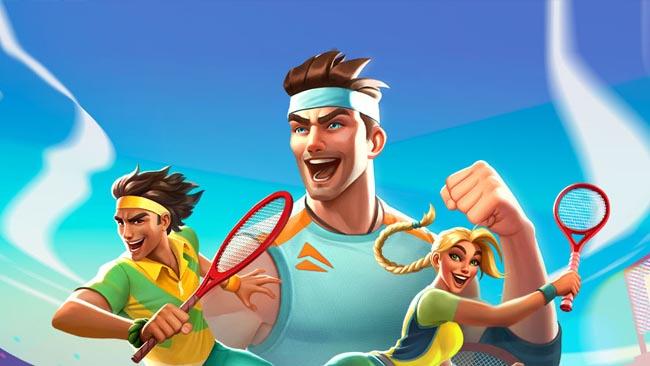 دانلود بازی تنیس Tennis Clash: 3D Sports اندروید