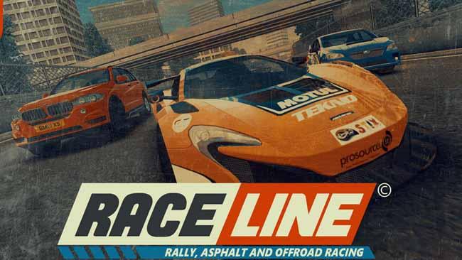 دانلود بازی Raceline 1.01 اندروید با پول بی نهایت