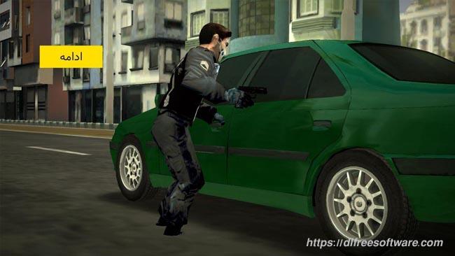 دانلود بازی ماشین سواری گشت پلیس 2 با سکه و الماس نامحدود
