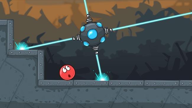 دانلود بازی Red Ball 4 توپ قرمز با پول بی نهایت